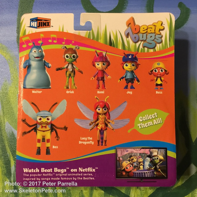 beat bugs, netflix, buzz, blip toys, sweet suite, swag box