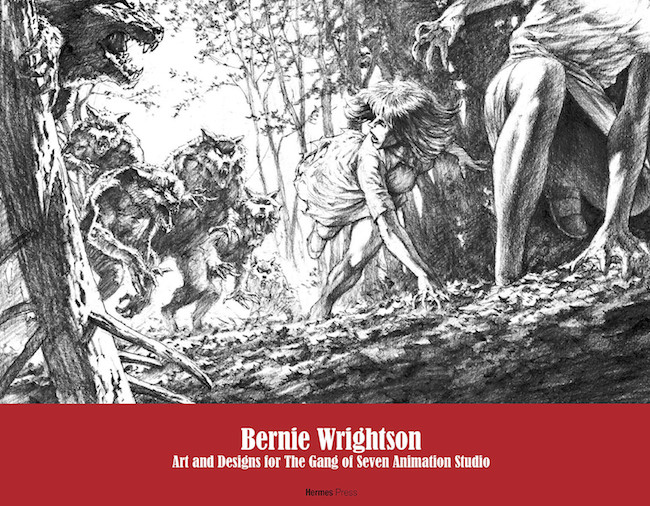 sdcc, sdcc17, bernie wrightson, hermes press