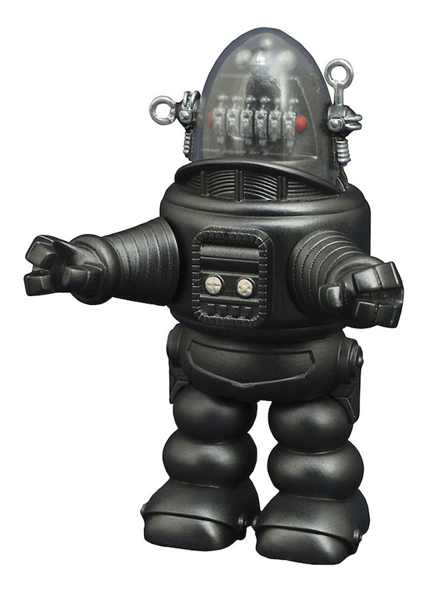 robby the robot, forbidden planet, diamond select toys, vinimates