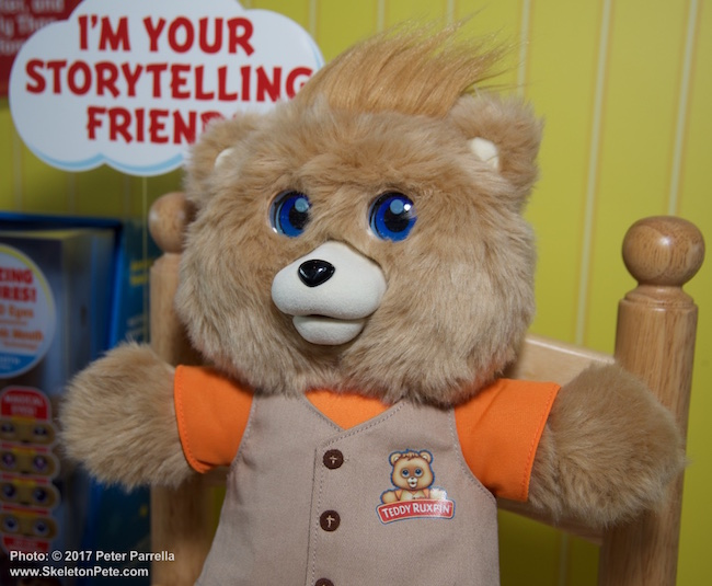 teddy ruxpin, toy insder, sweet suite