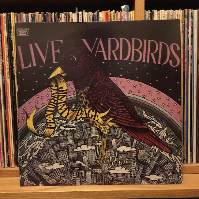 yardbirds, jimmy page, led zeppelin