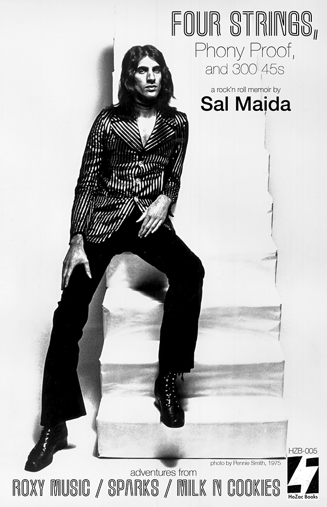 sal maida, power pop, hozac records