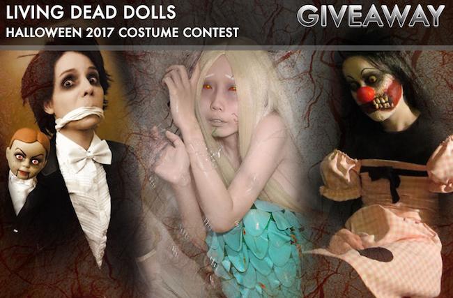 halloween, mezco toyz, toothy fairy, living dead dolls, LLD