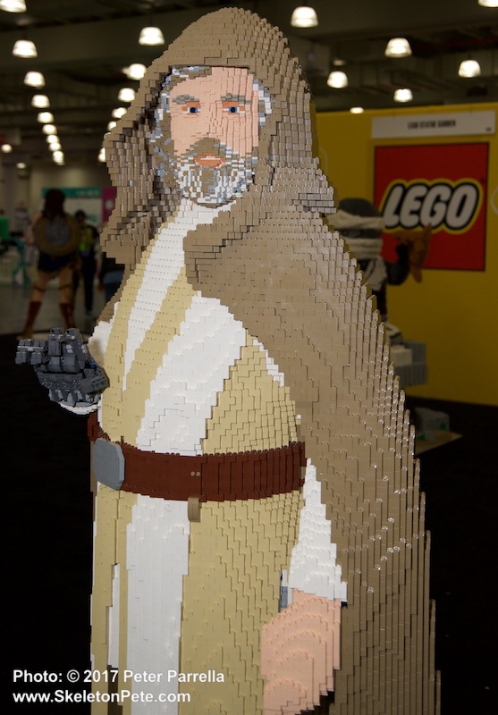 play fair, toy association, luke skywalker, star wars, disney, lego