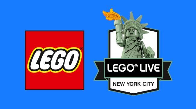 LEGO, Lego Live NYC