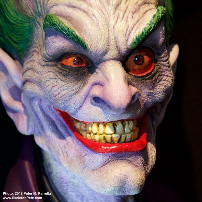 the joker, rick baker, dc collectibles