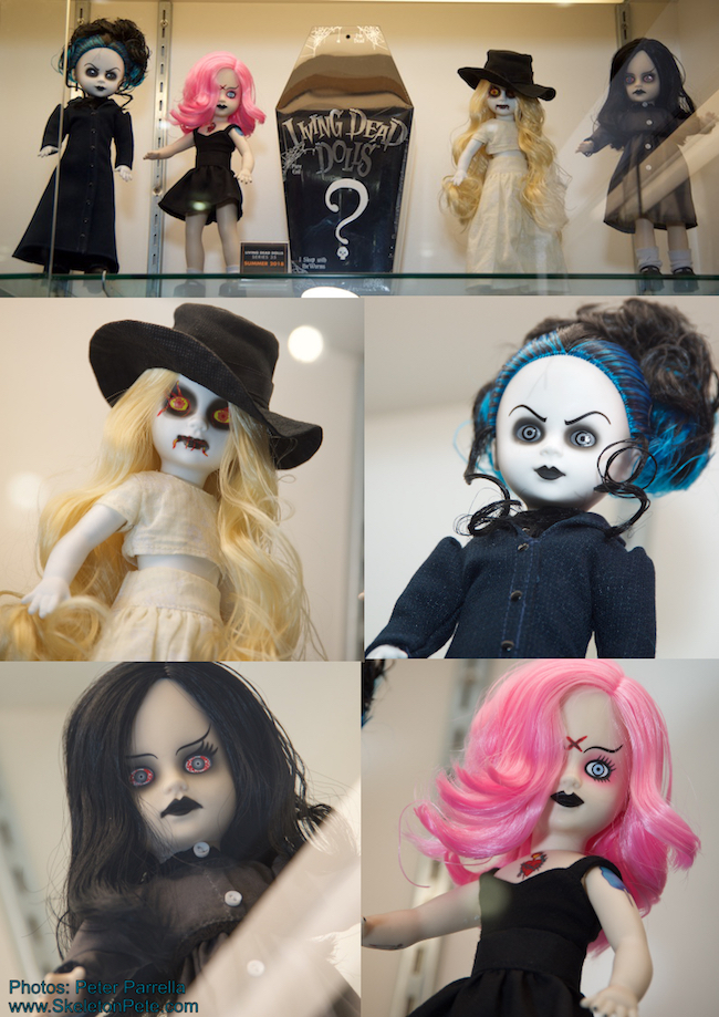 mezco toyz, living dead dolls, series 35
