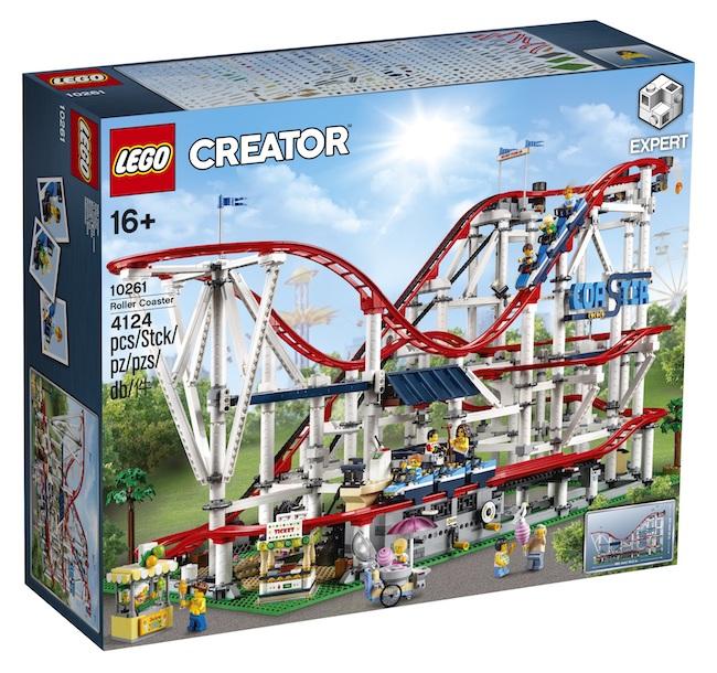 lego, roller coaster, ttpm, lego 10261