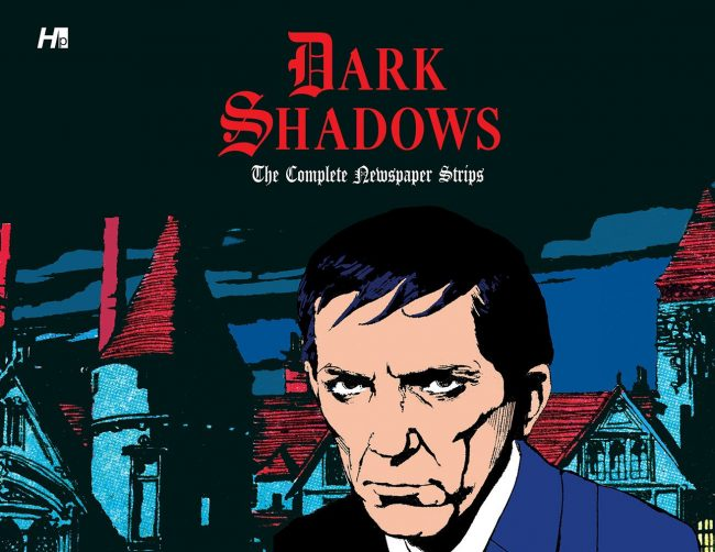 hermes press, jonathan frid, dark shadows,