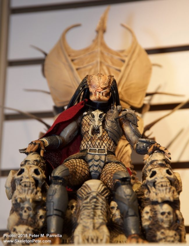 alien day, 426, neck, action figures, predator bone throne