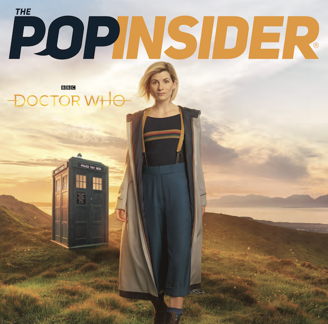 pop insider, dr who,