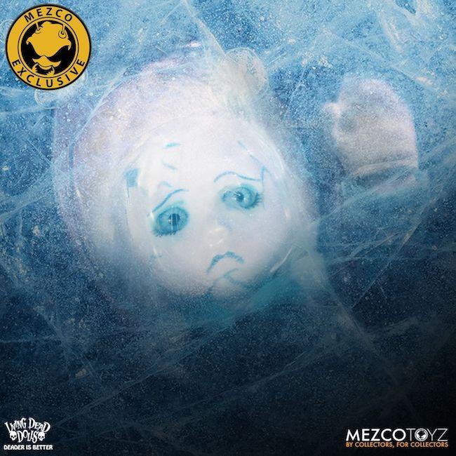 mezcotoyz, living dead dolls, ldd, ldd resurrection, frozen Charlotte