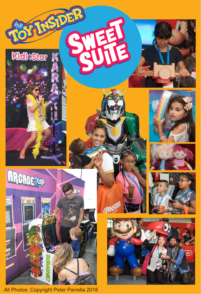 toy insider, pop insider, sweet suite, sweet suite 2018