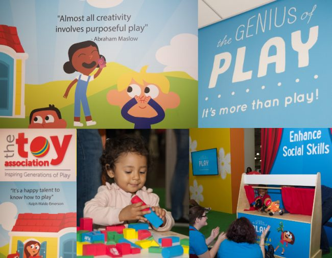 toy association, genius of play, play fair, play safe