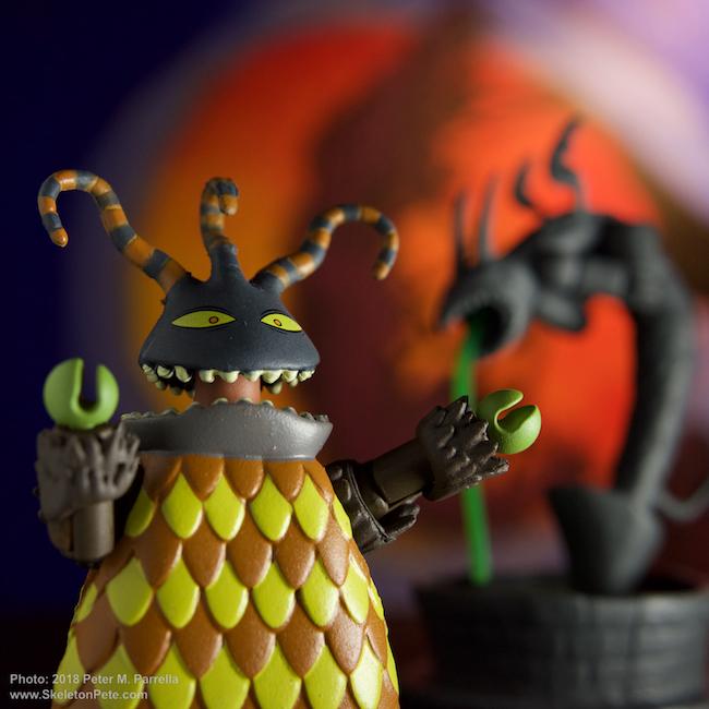Nightmare before Christmas, Disney, Tim Burton, diamond select toys, minimizes, jack skellington