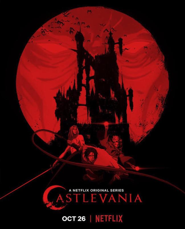 Netflix, Castlevania