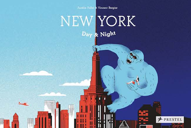 new york night and day, aurelie pollet, prestel publishing