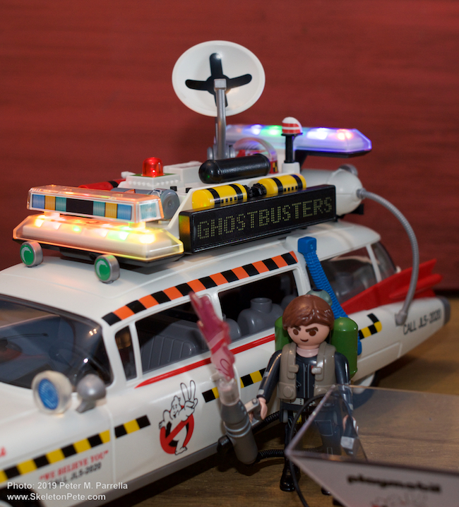 playmobil, ghostbusters, echo-1a
