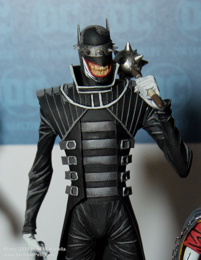 batman who laughs, dark nights metal, dc comics, batman day, dc collectibles, toy fair