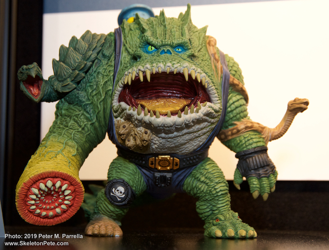 dc collectibles, james groman, killer croc,