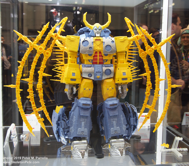 unicron, hasbro, pop insider, has lab, transformers