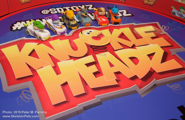 knuckle Headz, Skullduggery Toys, TTPM