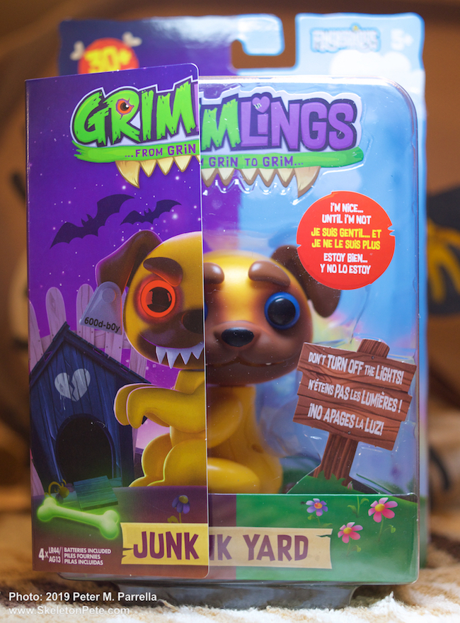wowwee, grimling, fingerling