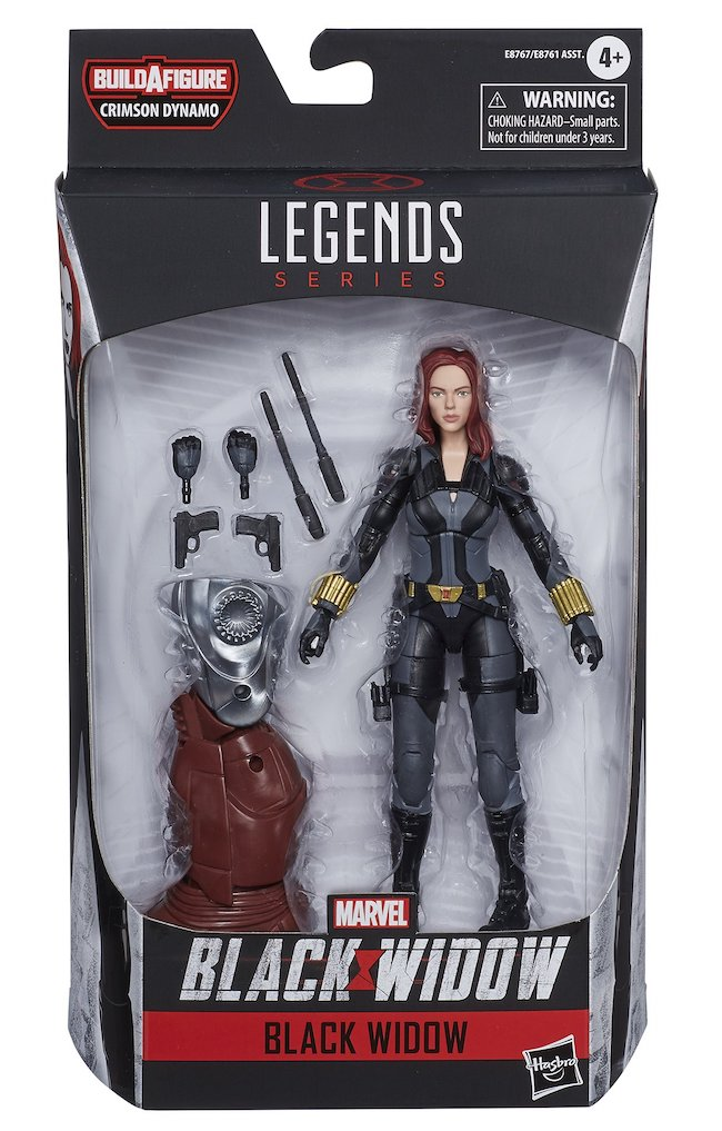 hasbro, marvel legends, black widow