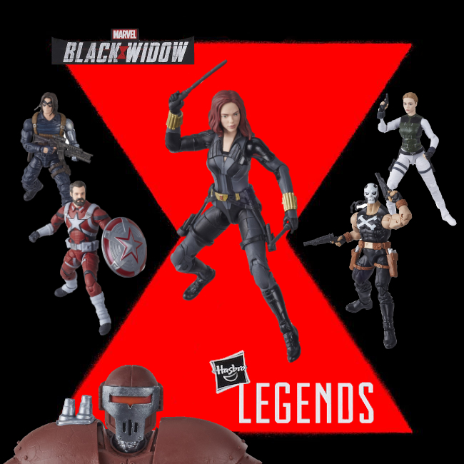 marvel studios, black widow, hasbro toys, marvel legends