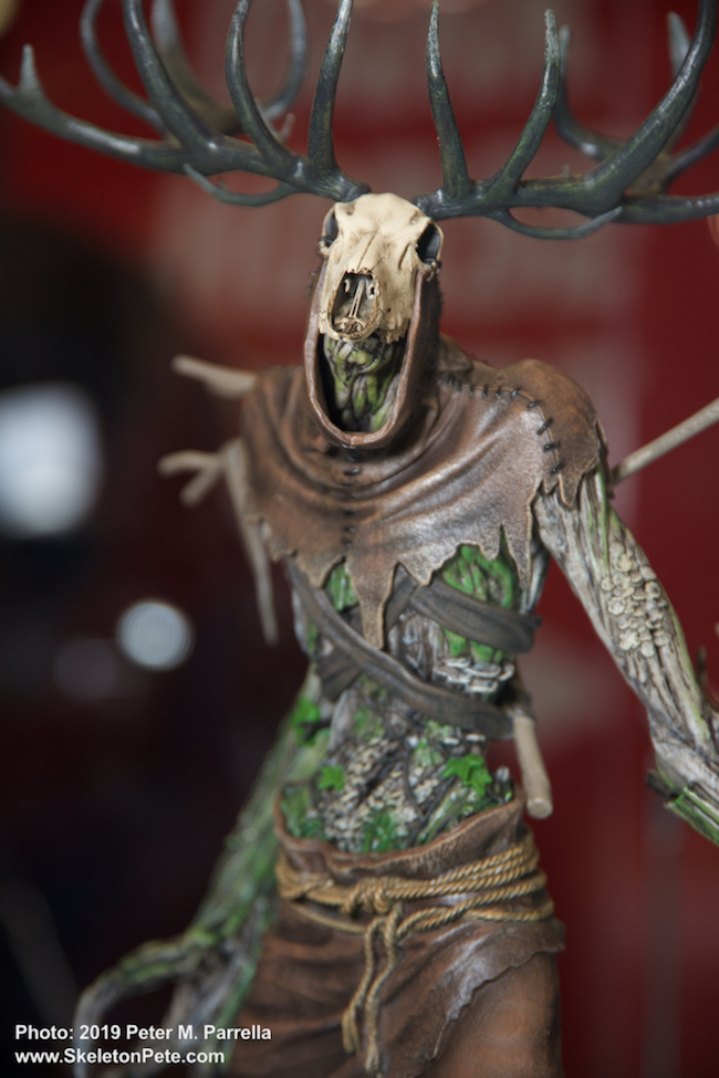 the Witcher, dark horse direct, the leshen