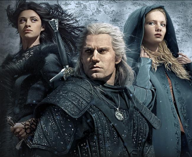 dark horse, witcher, netflix, Henry cavill