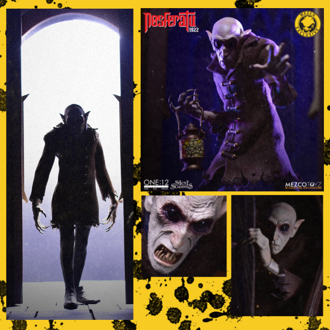 nosferatu, mezzo toyz, one:12 collective, action figures