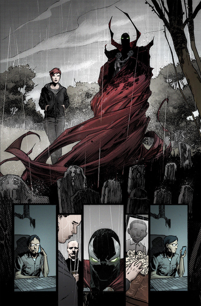 spawn, image comics, king spawn, Todd mcfarlane