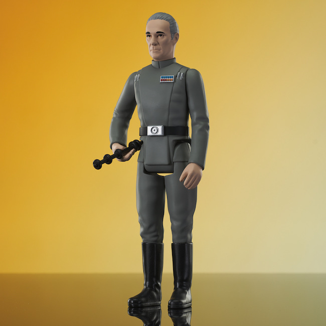 diamond select toys, gentle giant, str wars, Peter Cushing, grand off train, kenner, action figures